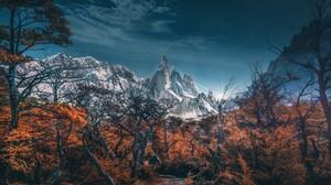 Mountain 5120x2880 wallpaper