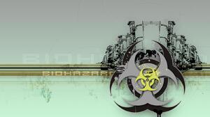 Biohazard 1600x1200 wallpaper