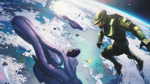 Halo Halo 2 3822x1782 Wallpaper