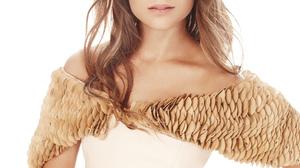 Alicia Vikander Women Actress Swedish White Background Frontal View Long Hair Brunette 1000x1333 Wallpaper