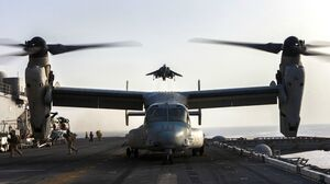Military Bell Boeing V 22 Osprey 4928x2762 Wallpaper