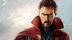 Benedict Cumberbatch Doctor Strange Marvel Comics 2480x1395 wallpaper