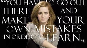 Emma Watson Quote 1680x1050 Wallpaper