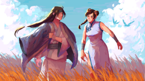 Neji Hy Ga Tenten Naruto 2000x1340 Wallpaper