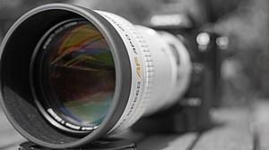 Lens 3840x2160 Wallpaper