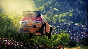 Ford Jump Stop Action Rallye 1440x900 Wallpaper