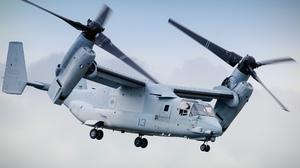 Bell Boeing V 22 Osprey Aircraft Tiltrotor 2048x1371 Wallpaper