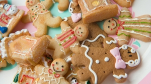 Christmas Cookie Gingerbread 1920x1200 Wallpaper