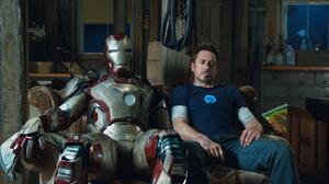 Movie Iron Man 3 1600x900 Wallpaper