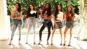 Ally Brooke Camila Cabello Dinah Jane Fifth Harmony Girl Band Lauren Jauregui Normani Kordei Woman 1920x1080 Wallpaper