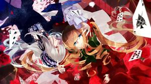 Rozen Maiden Shinku Rozen Maiden Suigintou Rozen Maiden 1950x1462 wallpaper