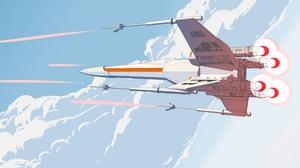 Star Wars X Wing 2560x1657 Wallpaper