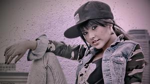 Latina Girl Music Celebrity Mexico Becky G 1920x1080 Wallpaper