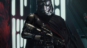 Captain Phasma Fan Art Star Wars Star Wars Episode Vii The Force Awakens 1920x1357 wallpaper