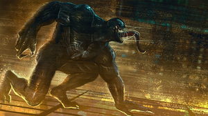 Marvel Comics Venom 3356x1888 Wallpaper