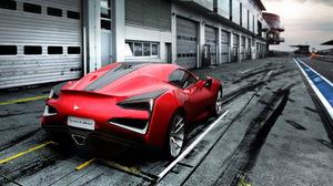 Vehicles 2013 Icona Vulcano Supercar 1920x1200 Wallpaper