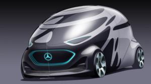 Car Concept Car Mercedes Mercedes Benz Vision Urbanetic 5500x3890 Wallpaper