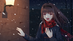 Anime Original 2074x1080 wallpaper