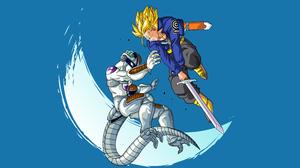 Frieza Dragon Ball Trunks Dragon Ball 5120x2880 wallpaper