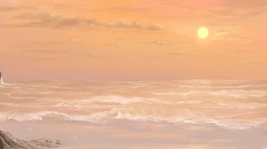Artistic Ocean 3840x2160 Wallpaper