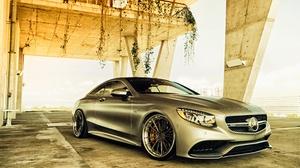 Car Luxury Car Mercedes Benz Mercedes Benz S Class Silver Car Vehicle 4096x2734 wallpaper
