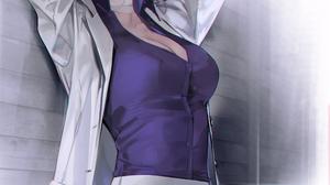 Anime Anime Girls Vertical Girls Frontline Dollflo RPK 16 Girls Frontline 2500x4306 wallpaper