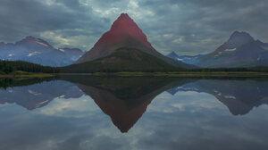 Landscape Nature Mountains Lake 4096x2726 Wallpaper