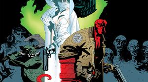 Hellboy 2292x1768 wallpaper