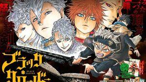 Anime Anime Boys Black Clover Yami Sukehiro Demon 1482x1080 Wallpaper