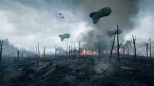 Battlefield 1 EA DiCE World War I Soldier War Video Games 3840x1620 Wallpaper