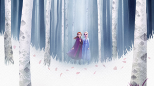Anna Frozen Elsa Frozen Frozen Movie 3840x2160 Wallpaper