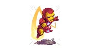 Iron Man Marvel Comics 1920x1080 Wallpaper
