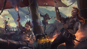 Pirate Sea Of Thieves 6301x3544 Wallpaper