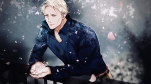 Kento Nanami Blonde 2031x1374 wallpaper