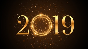 Holiday New Year 2019 5501x4001 Wallpaper
