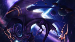 Fantasy Dragon 2145x1789 wallpaper