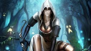 Assassin Warrior 2560x1600 Wallpaper