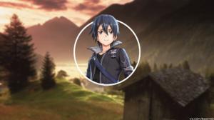 Kirito Sword Art Online Boy 1920x1080 wallpaper