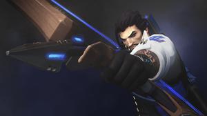 Hanzo Overwatch 2560x1440 Wallpaper