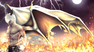 Demon Mammon Obey Me Shall We Date Wings 4336x2322 Wallpaper