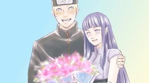 Hinata Hyuga Naruto Uzumaki 2048x1536 Wallpaper