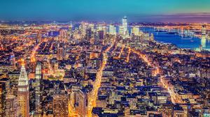 Man Made New York 2048x1366 Wallpaper