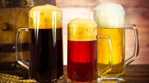 Alcohol Beer Drink Glass 4500x3000 Wallpaper
