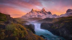 Chile Mountain 2048x1371 Wallpaper
