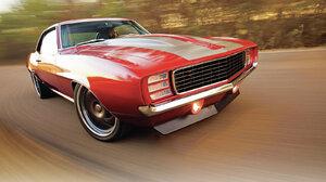 Chevrolet Classic Car Hot Rod Muscle Car 1600x1200 wallpaper