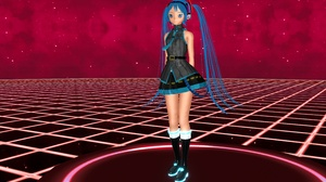 Hatsune Miku Blue Hair Blue Eyes Long Hair 3840x2160 Wallpaper