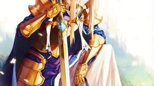 Sword Art Online Sword Art Online Alicization Female Warrior Armored Woman Anime Girls Fantasy Armor 1623x2217 Wallpaper