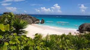 Bermuda Coast Ocean 4562x3031 Wallpaper