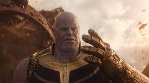 Avengers Infinity War Josh Brolin Thanos 2047x1080 Wallpaper