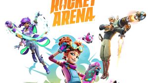 Video Game Rocket Arena 3000x2250 wallpaper